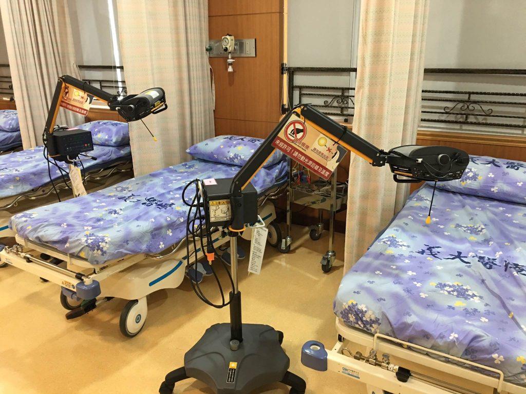 義大大昌醫院洗腎室