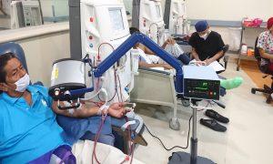 墨西哥已經有洗腎室開始使用Firapy 寬譜遠紅外線治療儀
