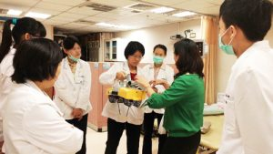 台北馬偕復健科