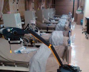員榮醫院洗腎室