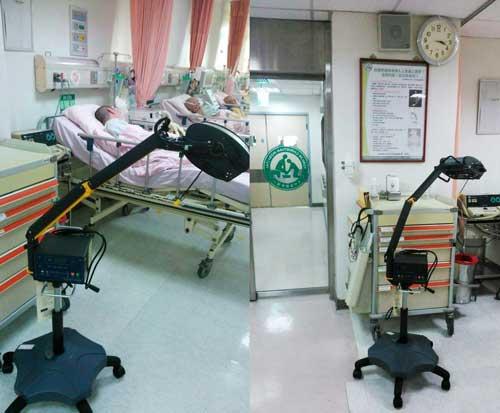 彰化、雲林與二林基督教醫院呼吸照護病房
