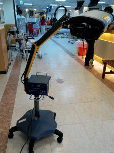 宜蘭杏和醫院洗腎室