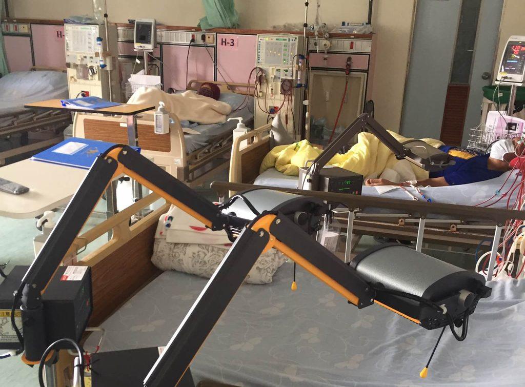 台東醫院成功分院洗腎室