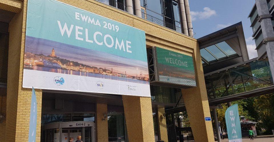 2019年 歐洲傷口管理大會,FIRAPY再次展出